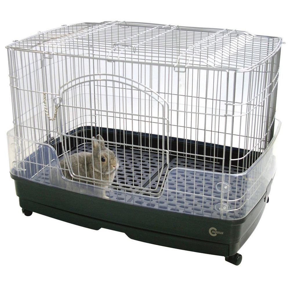 日本Marukan 抽屜式豪華兔籠(MR-305) S