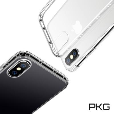 PKG Apple IPhone X超透360空壓氣墊