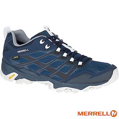 MERRELL MOAB FST GTX 登山男鞋-深藍(598189)
