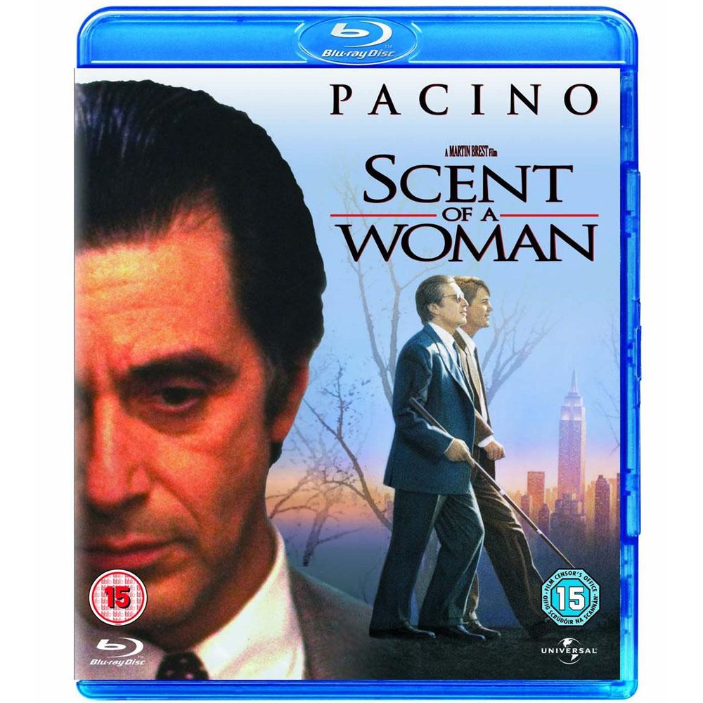 女人香 Scent of a Woman 藍光 BD