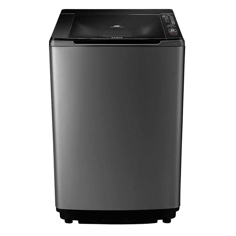 SAMPO聲寶 17.5KG PICO PURE變頻直立式洗衣機 ES-JD18PS(S1)