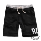 ROUSH RUH 貼布設計水洗棉質短褲(3色) product thumbnail 1