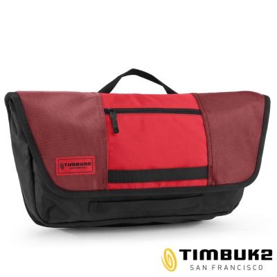【美國 TIMBUK 2 】新款 Catapult 輕巧郵差包(L, 7 L).電腦包_ 紅/黑