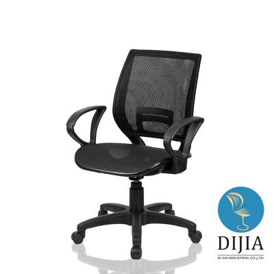 椅子夢工廠 巴洛克全網電腦椅/辦公椅(三色任選)