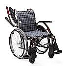 日本河村曲線車架多功能輪椅