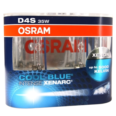 OSRAM 66440CBI D4S 5000K HID燈泡2入(公司貨)