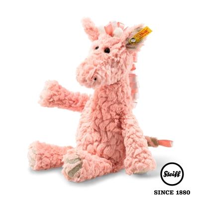 STEIFF德國金耳釦泰迪熊 長頸鹿 Giselle Giraffe (動物王國)