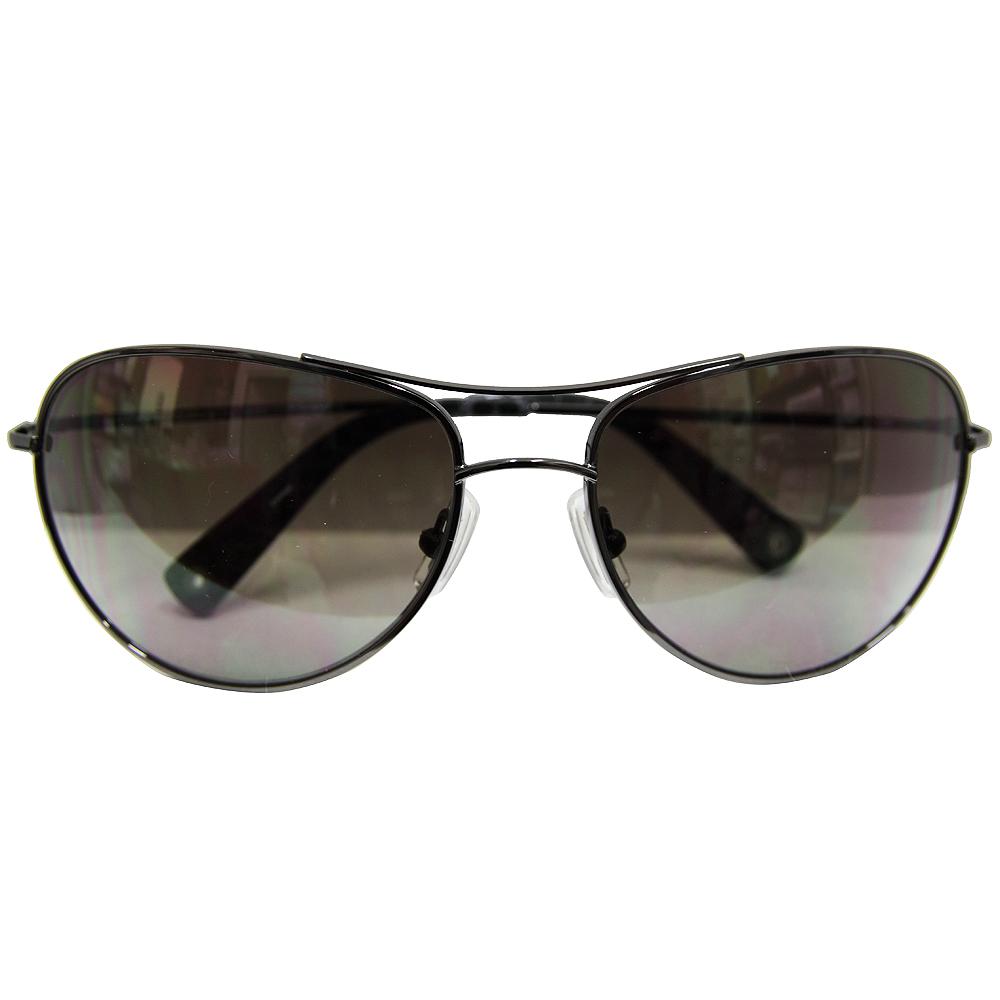 COACH內側C LOGO太陽眼鏡-深青銅(附原廠眼鏡盒)