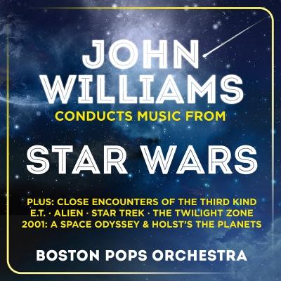 約翰威廉士 指揮《星際大戰》(2CD)