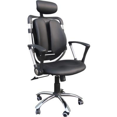Mr.chair 雙背護腰人體工學椅/電腦椅/辦公椅