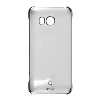 WIN II HTC U11 5.5吋電鍍背蓋