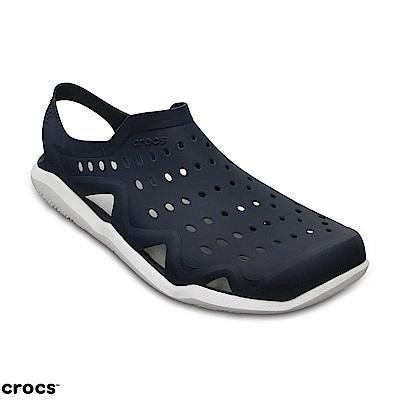 Crocs 卡駱馳 (男鞋) 男士激浪涉水鞋 203963-462