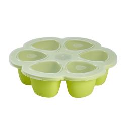 奇哥 法國BEABA 副食品儲存格-小(綠)