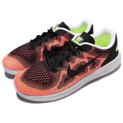 Nike Free RN 2017 GS 運動 女鞋