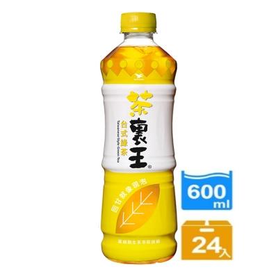 茶裏王 台式綠茶(600mlx24入)