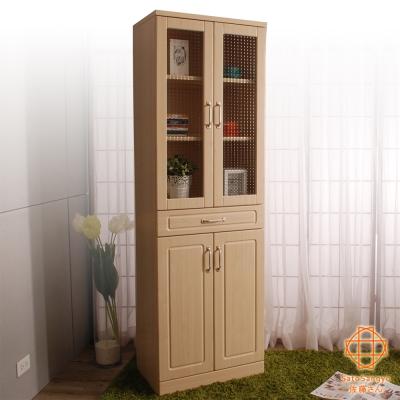 SatoPURE三宅單抽四門食器棚收納高櫃-幅58cm