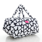 VOVAROVA空氣包-週末旅行袋-Mr. Poker!撲克先生-法國設計系列