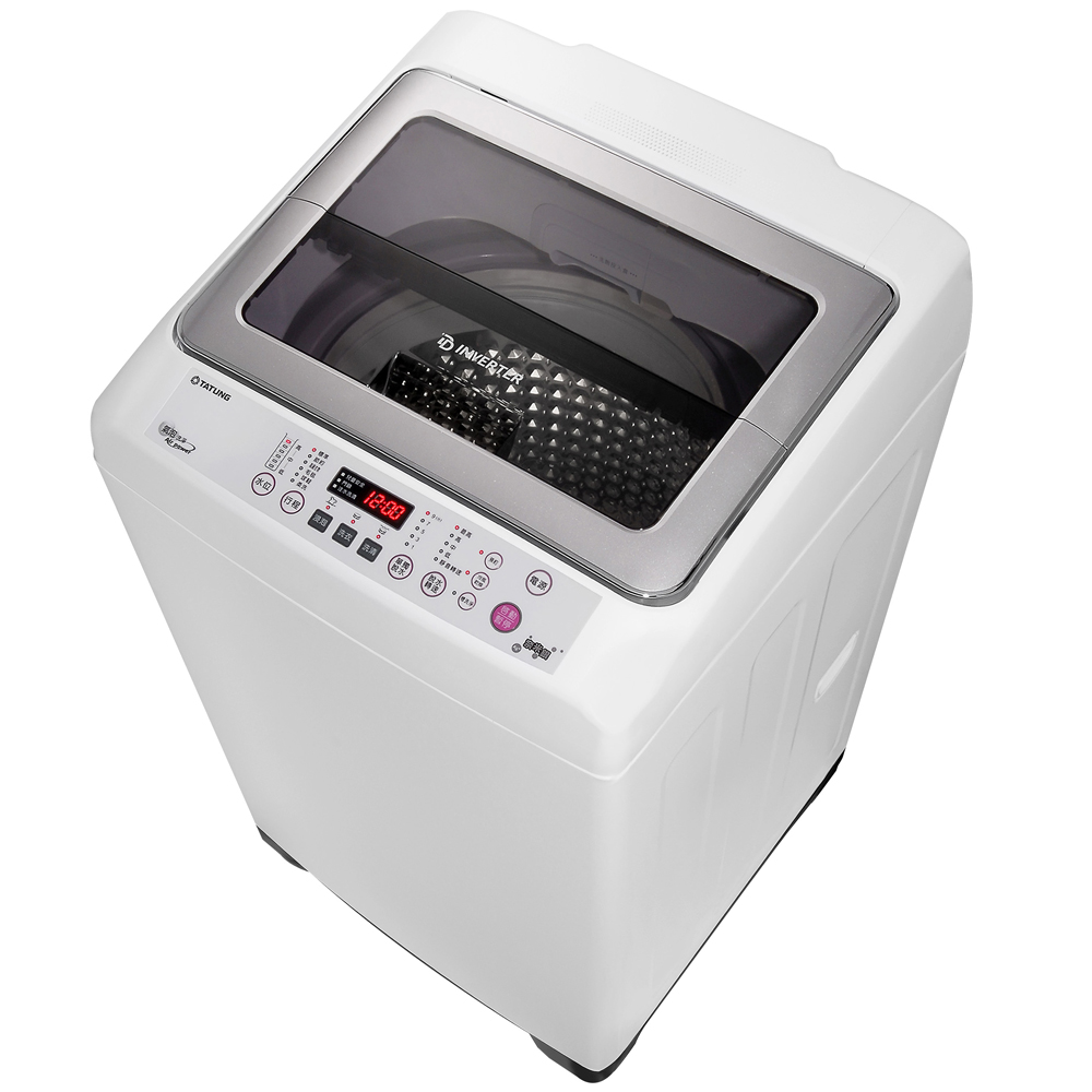 [夜間殺]TATUNG大同16KG變頻洗衣機(TAW-A160D)