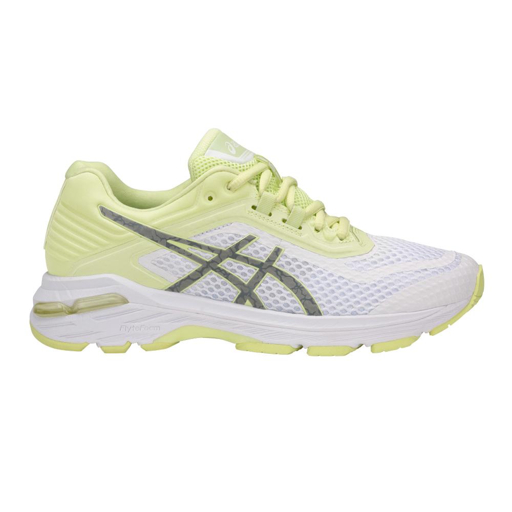ASICS GT-2000 6 LITE-SHOW 女慢跑鞋 T884N 白