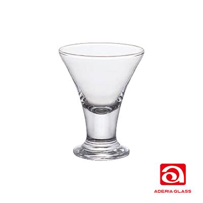 日本ADERIA 強化寬口甜點杯170ml(3入)