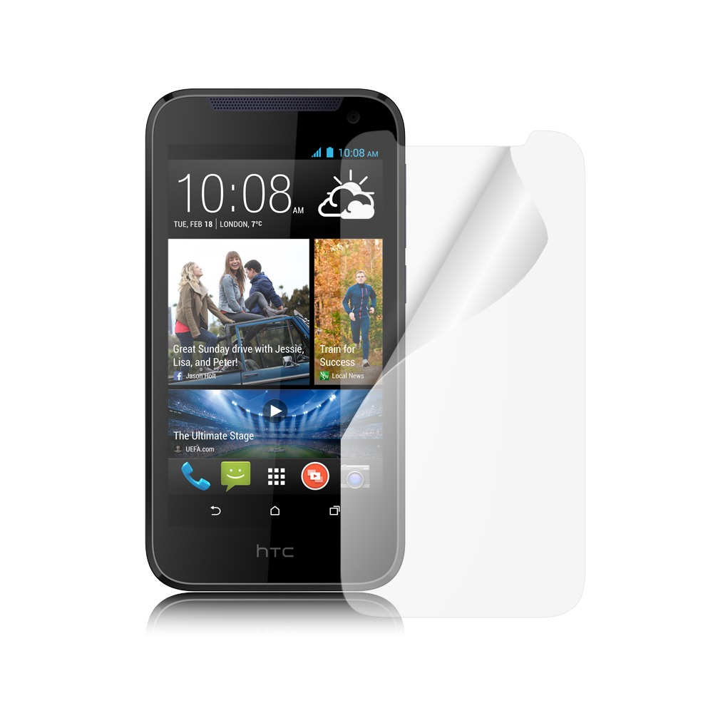 魔力 HTC DESIRE 310 4.5吋高透光抗刮螢幕保護貼