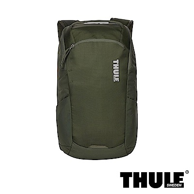 Thule EnRoute 14L 電腦後背包(軍綠/13 吋內筆電適用)