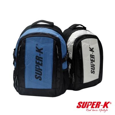 美國品牌【SUPER-K】手提後背兩用包(KS07007)