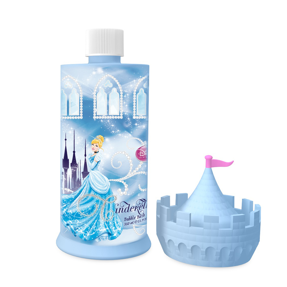 *Disney Princess Cinderella 灰姑娘香氛泡泡浴 350ml