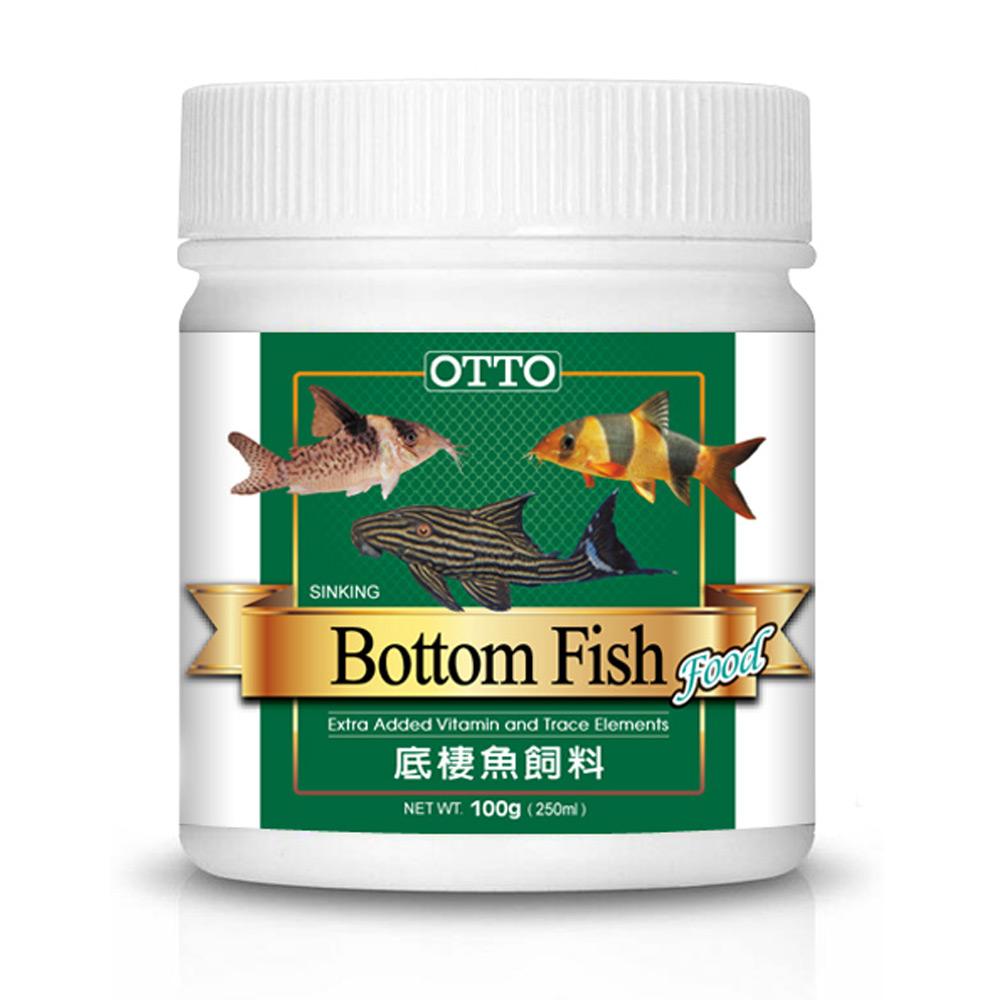 OTTO奧圖 底棲魚錠狀飼料 100g