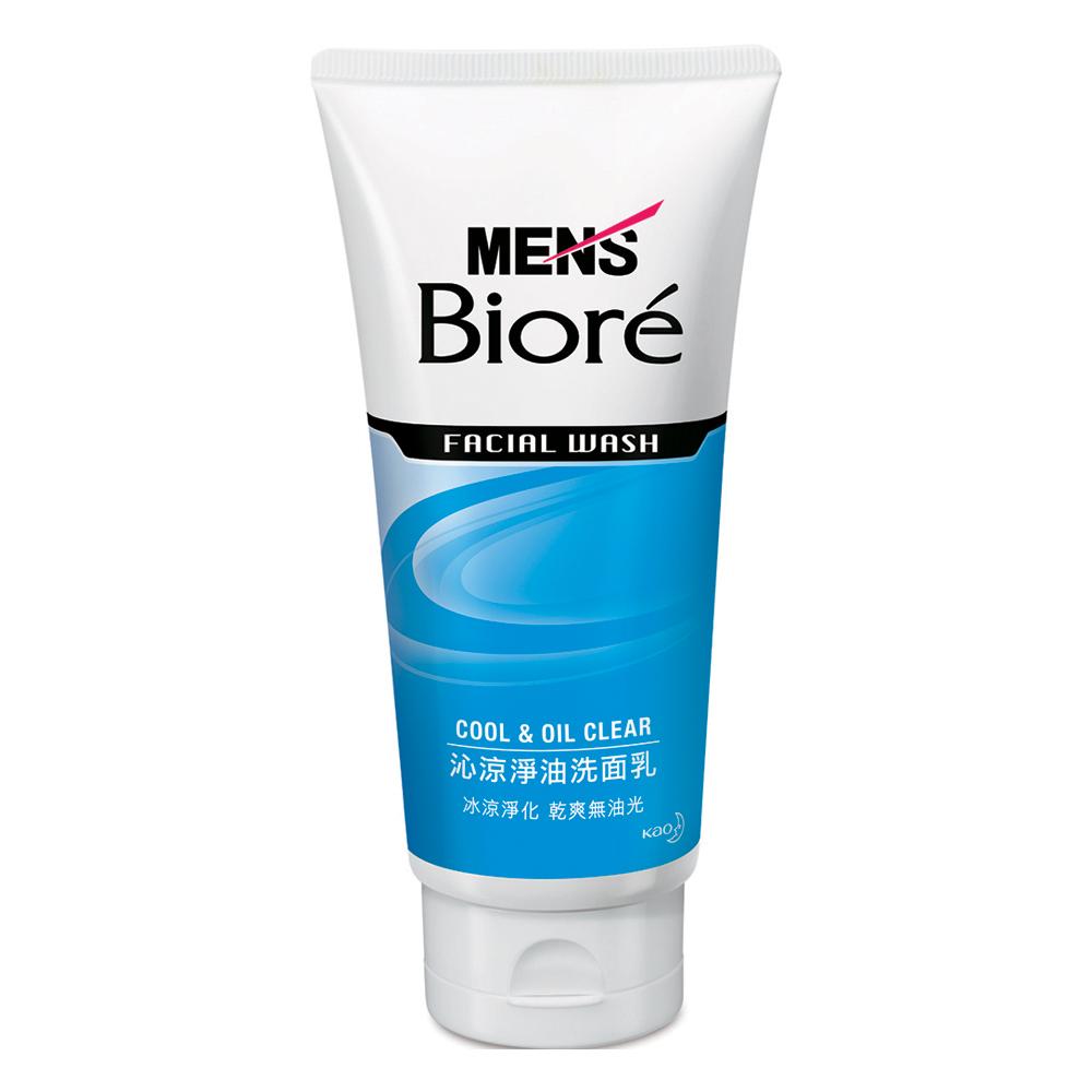 MEN s Biore 男性專用沁涼淨油洗面乳 (100g)