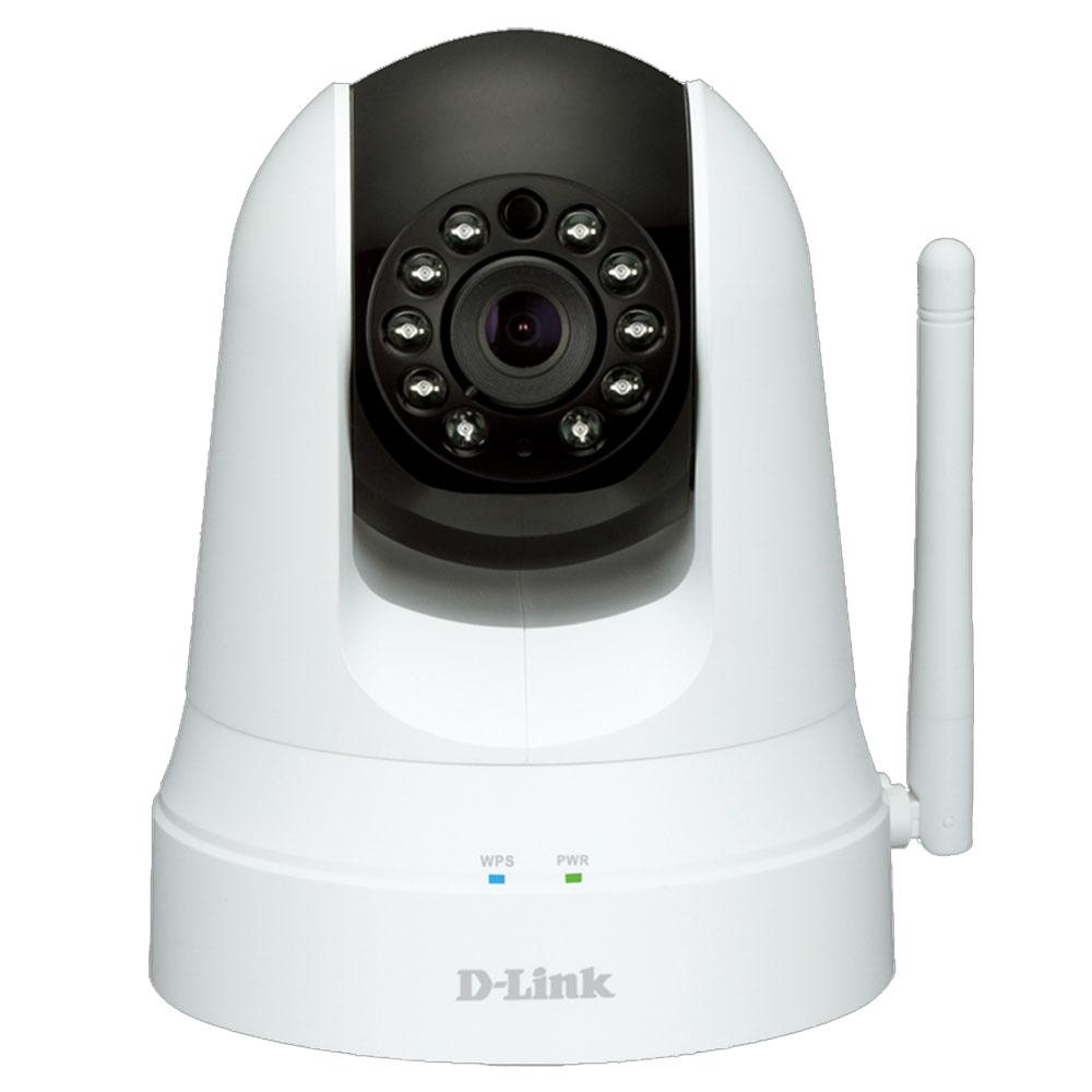 D-LINK 旋轉式無線網路攝影機DCS-5020L