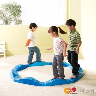 Weplay 波浪觸覺步道 - 藍色海洋(1Y+)