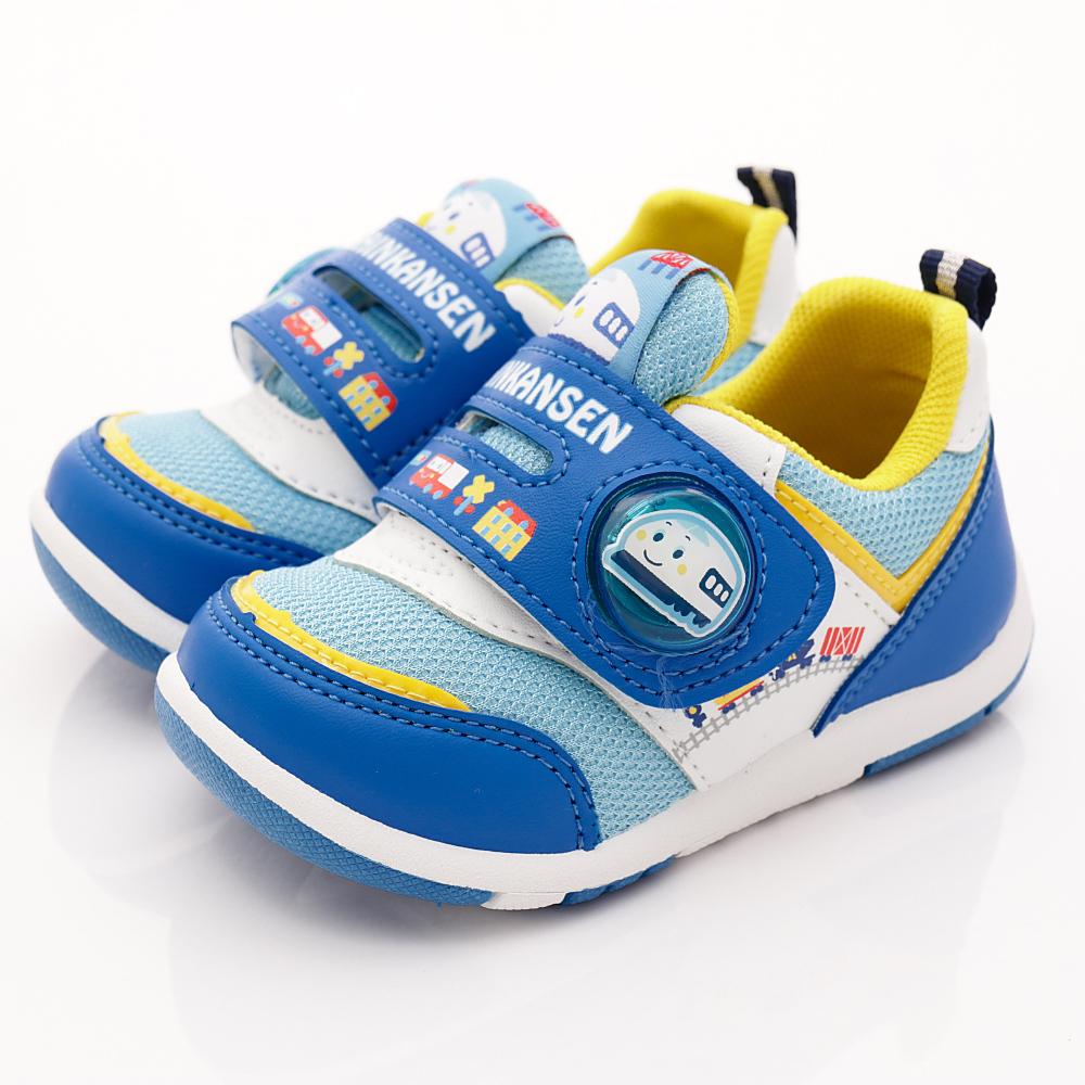 新幹線童鞋-LED電燈運動鞋款-SE16330水小童段HC