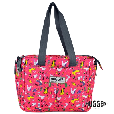 英國Hugger 超輕量時尚媽媽包-歡樂鳥