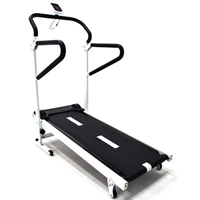 大扶手雙飛輪磁控跑步機
