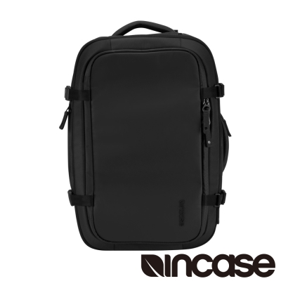 INCASE TRACTO Duffel 15吋 後背/手提/肩背三用筆電旅行包 (黑)