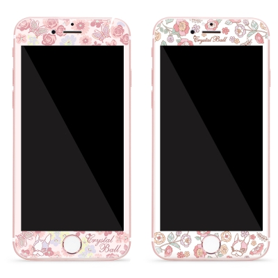 GARMMA Crystal Ball iPhone 6/6S+ 3D曲面鋼化玻...