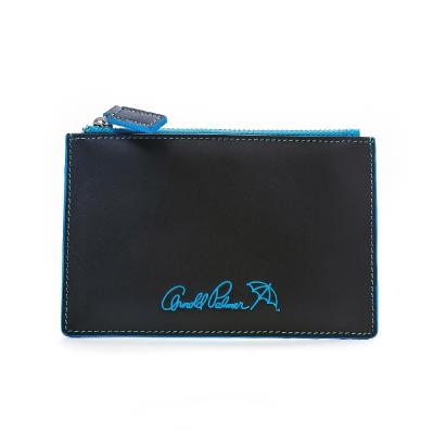 Arnold Palmer- 零錢夾 青春跳色系列-個性藍調