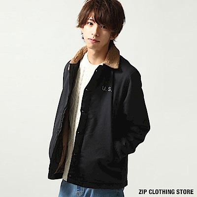 N-1甲板夾克外套(4色) ZIP日本男裝