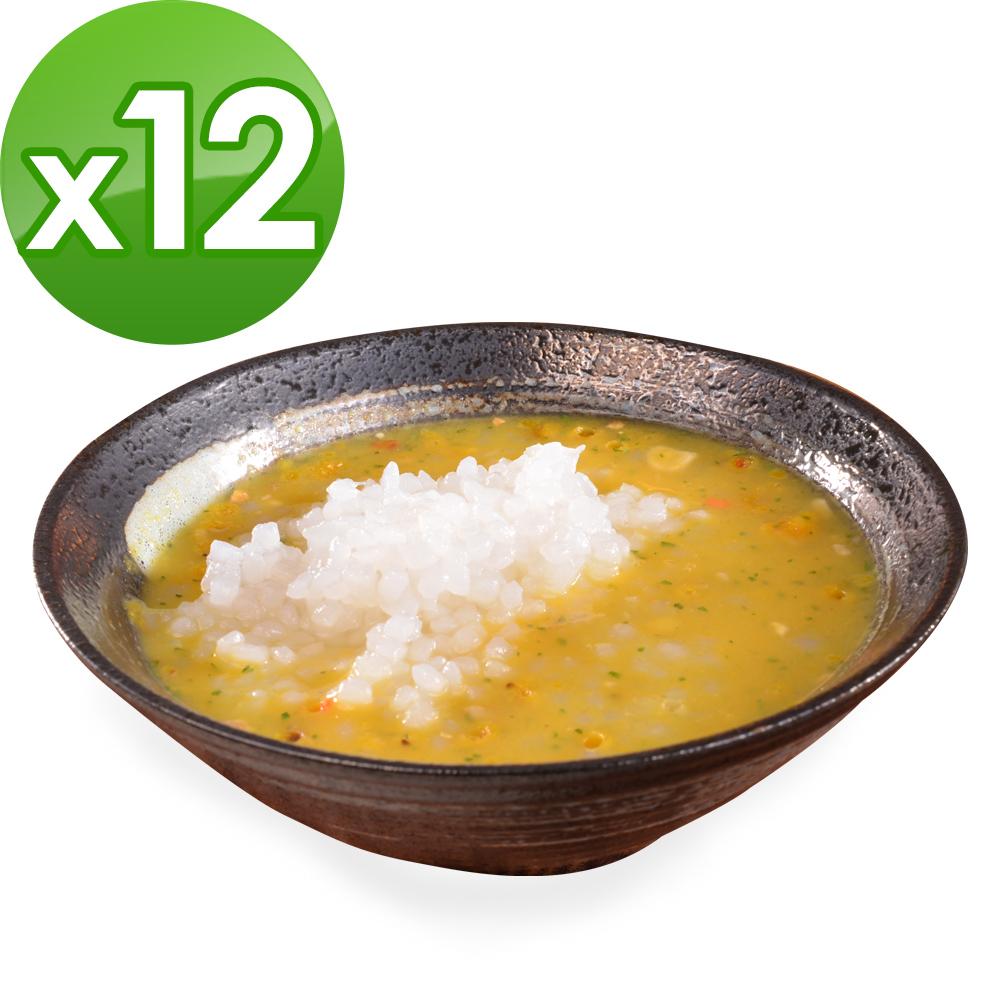 樂活e棧 低卡蒟蒻米+濃湯(12組)