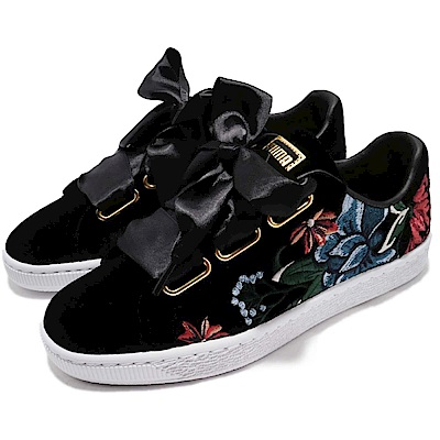 Puma 休閒鞋 Basket Heart  復古 女鞋