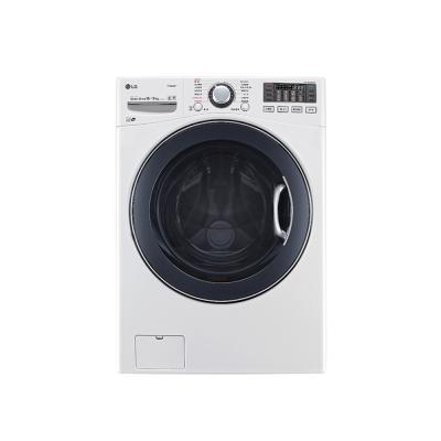 [無卡分期12期]LG16公斤蒸氣洗脫烘滾筒洗衣機 (白色)WD-S16VBD