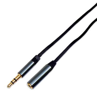 UNI STAR 纖薄3.5立體聲公-母音源線1M(UF3.5PS01)