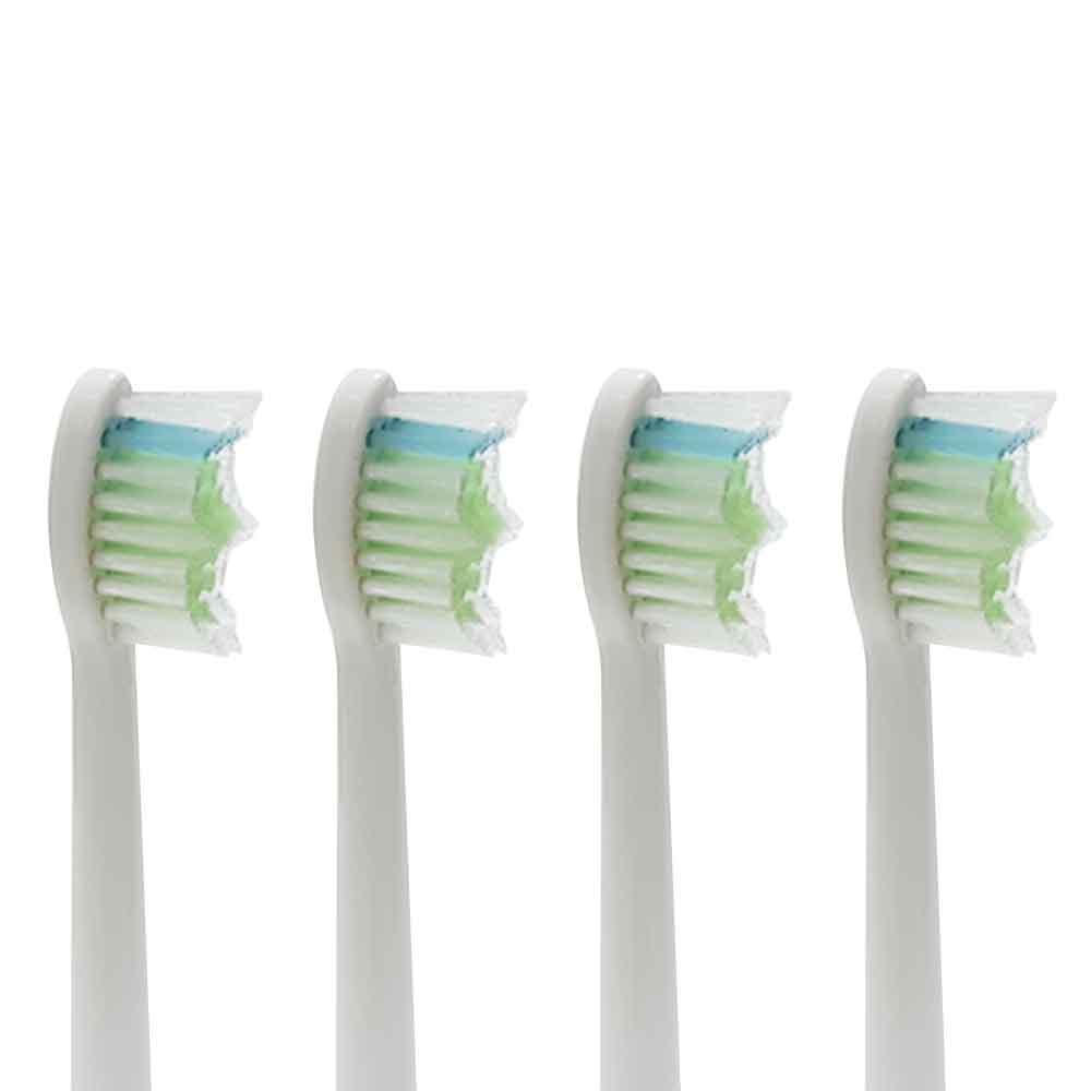 (一卡4入)副廠音波震動牙刷頭 HX6063_相容飛利浦 PHILIPS 電動牙刷
