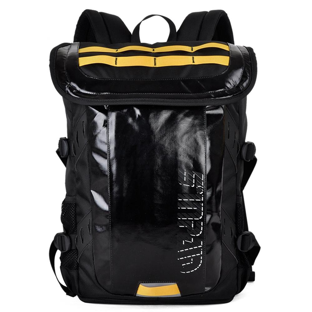 SP1501 BK黑色15.6吋時尚尼龍後背運動筆電包