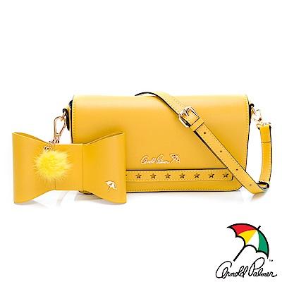 Arnold Palmer - 小斜背包 DOLLY系列-黃色