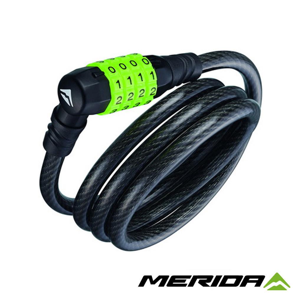 《MERIDA》美利達四數字密碼鎖 120cm