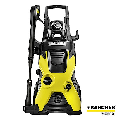 德國凱馳 KARCHER K5 家用高壓清洗機 (旗艦款)