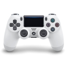 PS4 原廠無線控制器 冰河白(CUH-ZCT2 系列)