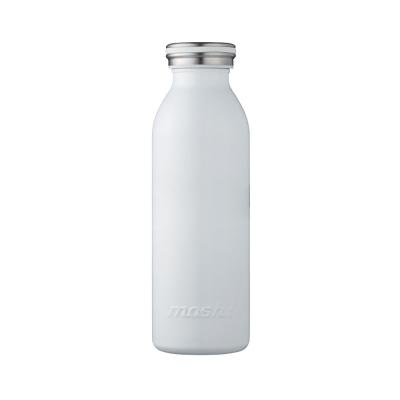 mosh!牛奶白牛奶系保溫瓶450ml